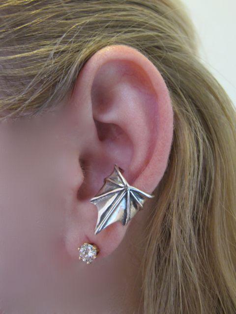 Ear Wing ear cuff